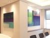 Art installation at Ogier