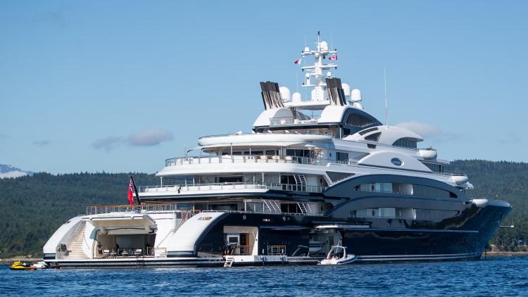 Top 10 Crazy Expensive Megayachts