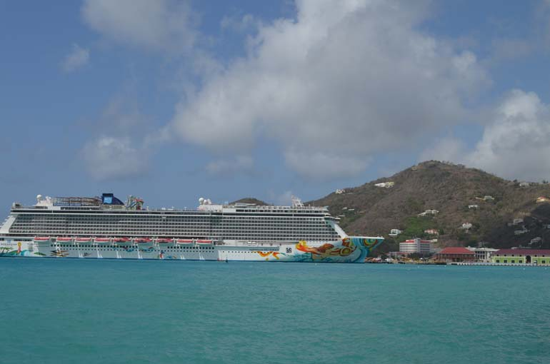 Welcoming Double Cruise Ship Tourism To The BVI - Bvi ports authority cruise ship schedule