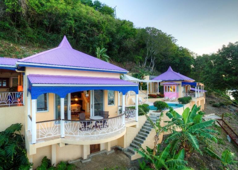Seven Peaks Villa Cane Garden Bay
