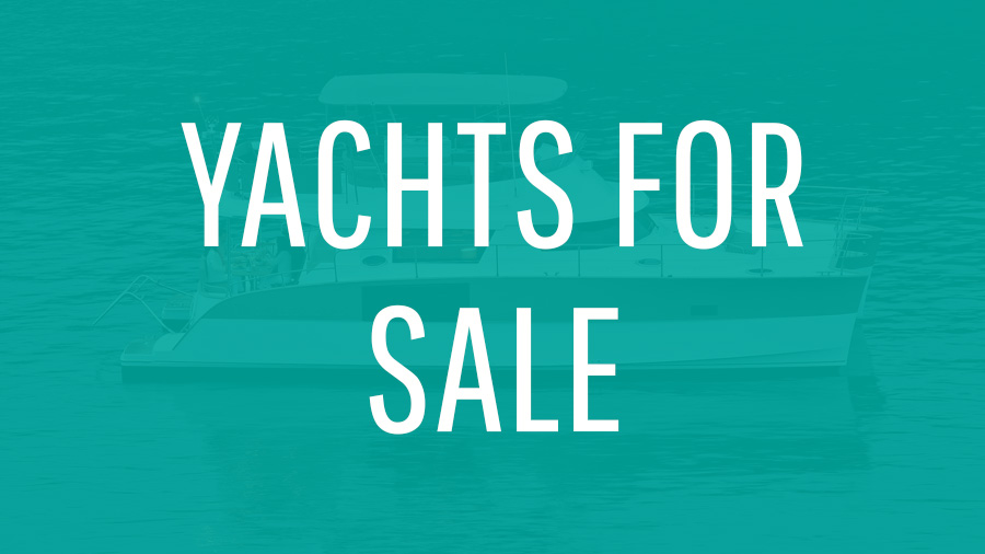 list of BVI yachts for sale