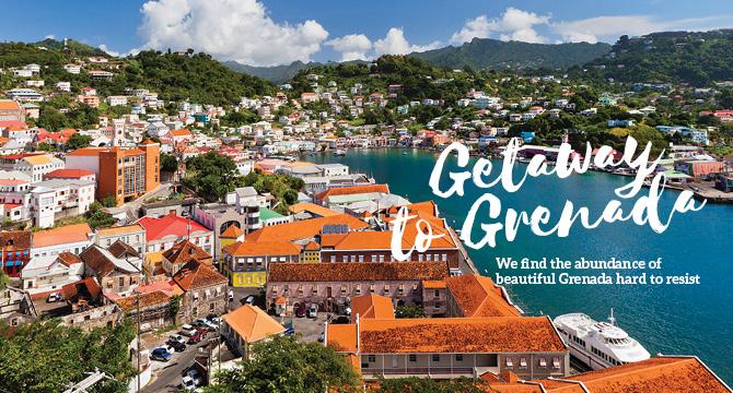 VIPY Carousel July 18 Getaway to Grenada